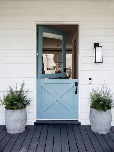 9 Dutch Doors That Are Total Exterior Eye Can