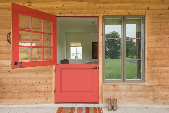 Modern Dutch exterior door designs that   have a practical approach