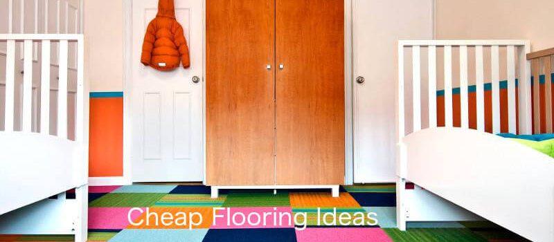 Cheap Flooring Ideas: 8 of the Cheapest Flooring Optio