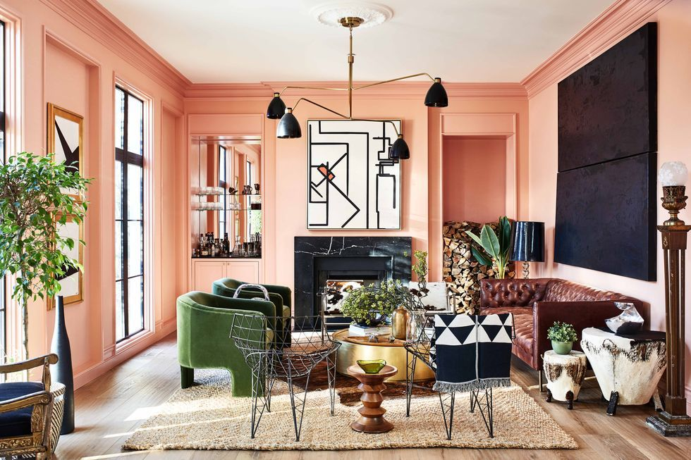 Foolproof guidelines for choosing   interior colors