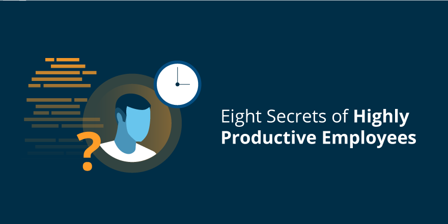 8 Secrets of Highly Productive Remote Worke