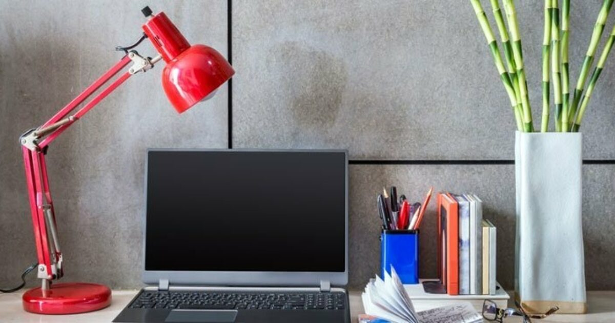 Four secrets to a productive home office