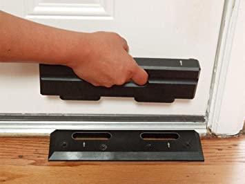 Amazon.com: OnGUARD Security Door Brace | Door Barricade .