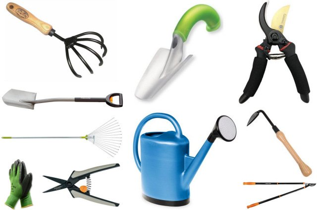 Garden tools – what to buy, how to   choose?