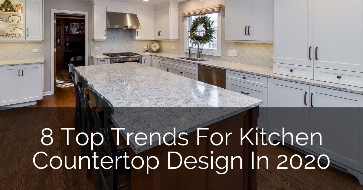 Let yourself be impressed by these modern   worktop designs