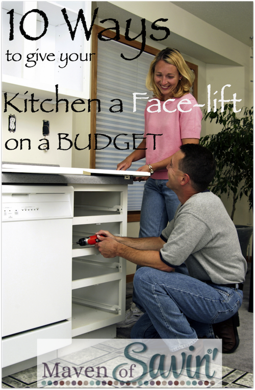 How to Give your Kitchen a Face-Lift on a Budget | Home remodeling .