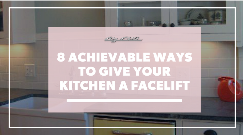 8 Ways to Give Your Kitchen a Facelift | Big Chi