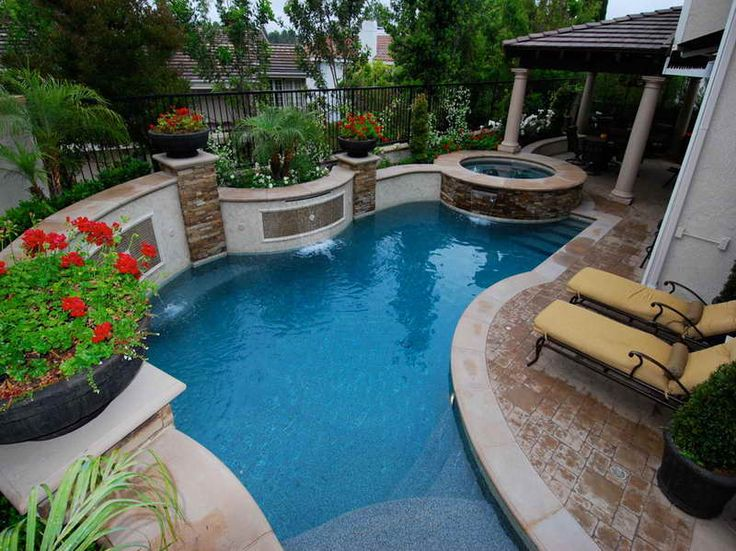 The Best Small Pool Designs For Small Suburban Yards - Swimming .