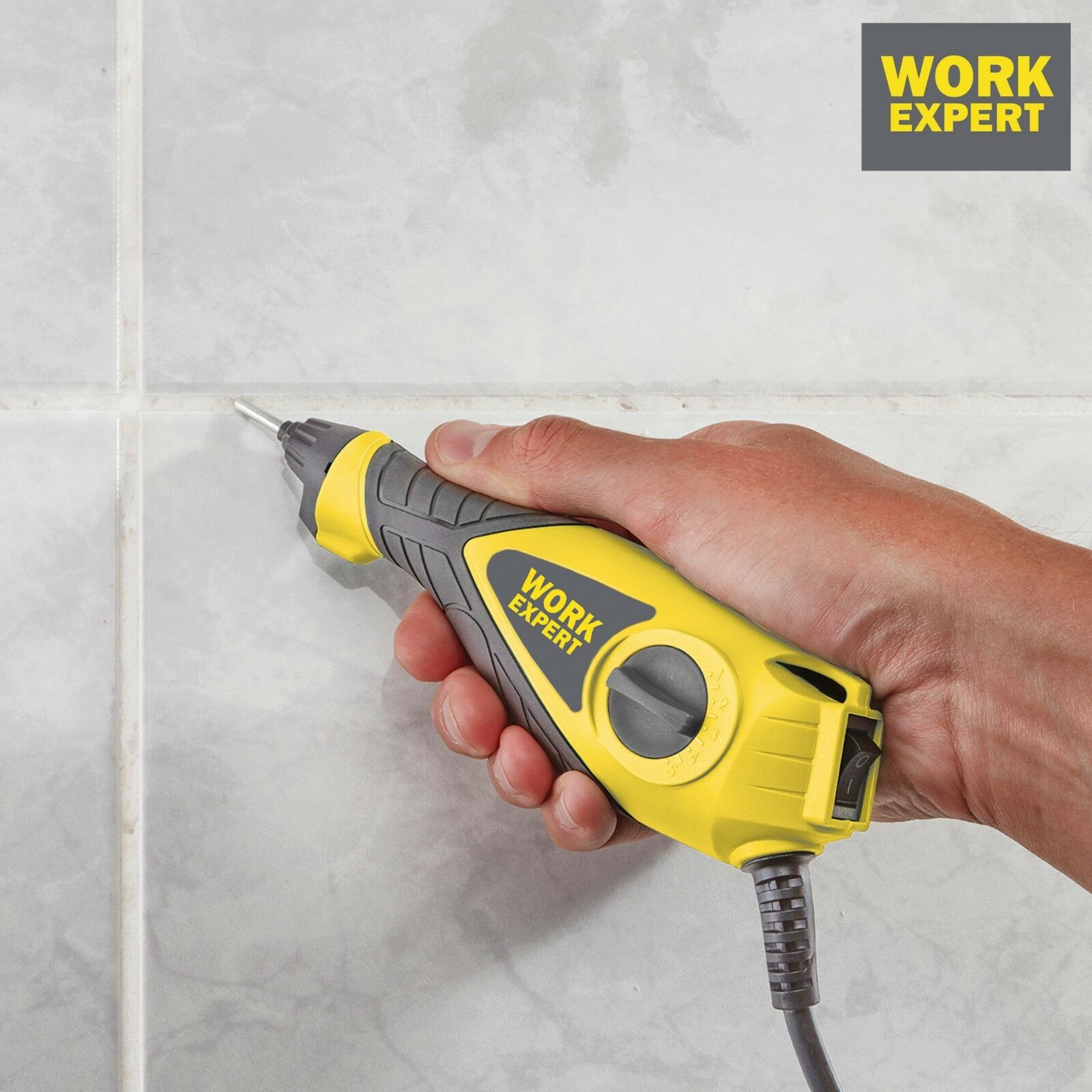 The best grout removal tool you can get   from Amazon