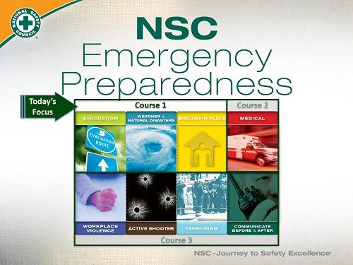 Here's why everyone should practice   emergency preparedness