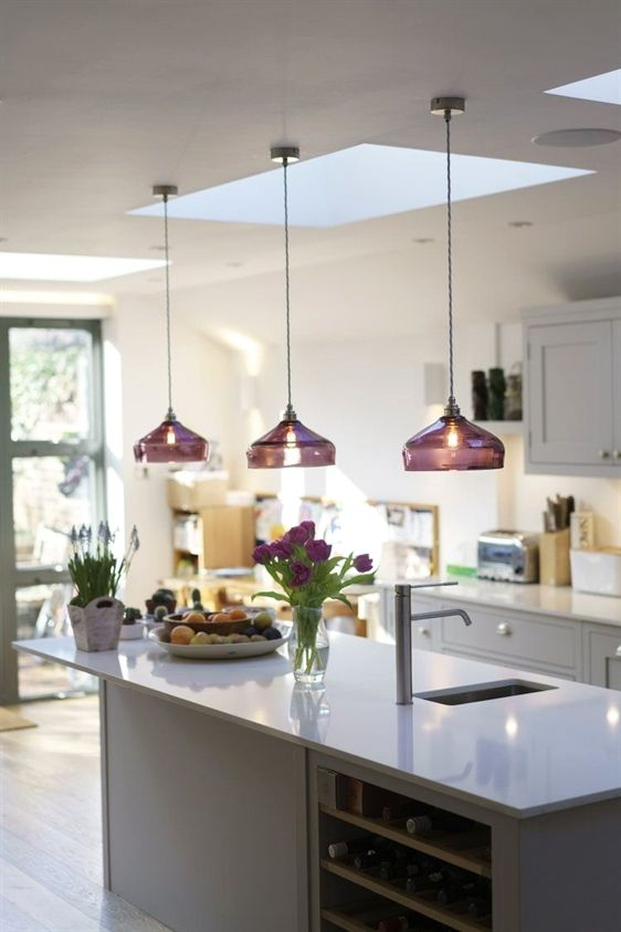 How to choose your kitchen island lighting: 5 tips from the .