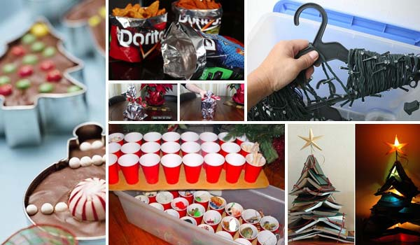Top 20 Genius Hacks You Need To Know For Christmas - Amazing DIY .