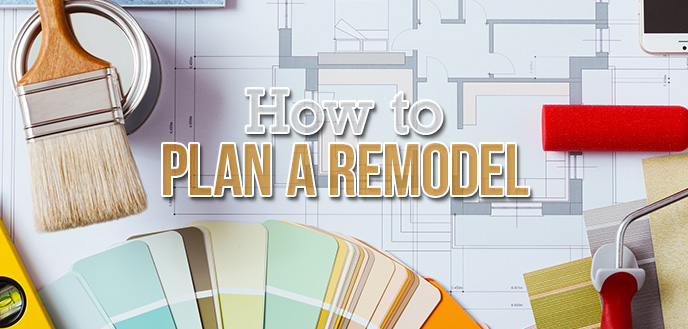 5 Steps to Planning a Home Remodeling Project I Budget Dumpst