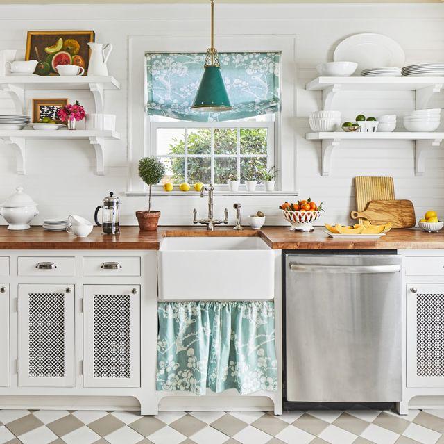 45 Best Kitchen Remodel Ideas - Kitchen Makeover Before & Afte