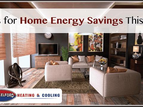 Home Energy Saving Tips for Fall | Shackelford Heating and Cooli