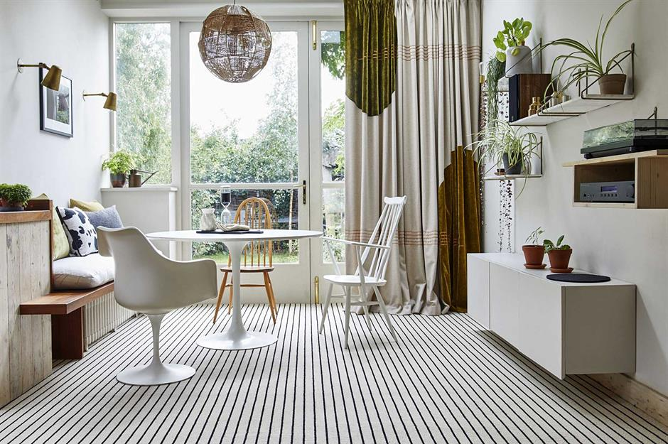 Advantages for the interior design before   moving to a new house
