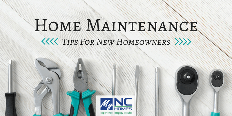 How to Maintain Your Home: A Guide for New Homeowne