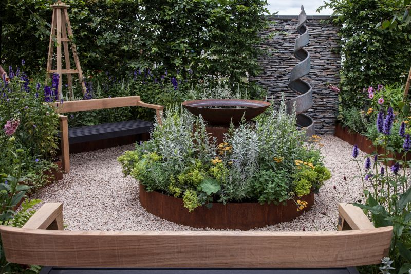 Home Update – Create a sanctuary in your   garden