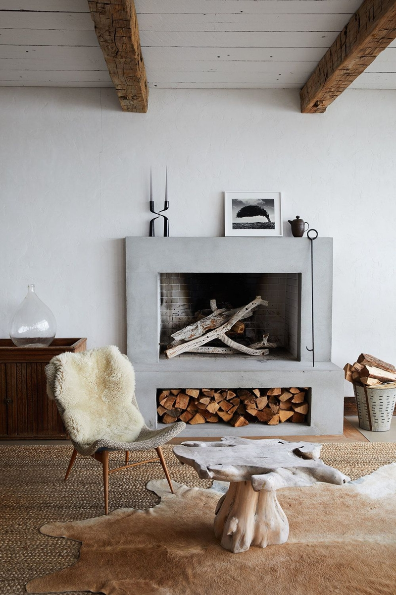 How a fireplace can add character to your home
