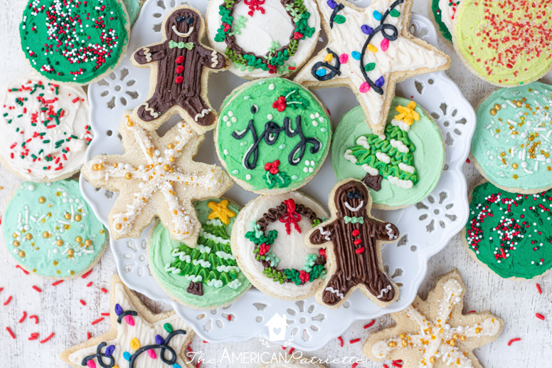 How to Decorate Sugar Cookies Like a Pro - The American Patriet
