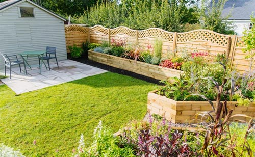 How can you transform your garden?