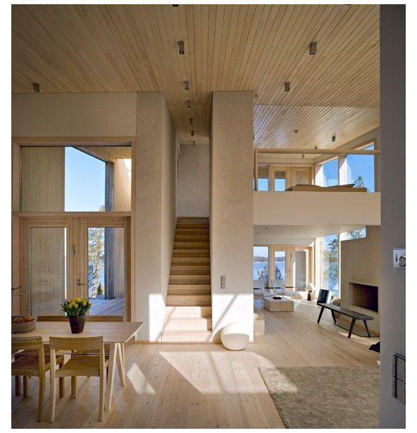 Amazing Villa O in Finland #dreamhouse in 2020 | Architecture .