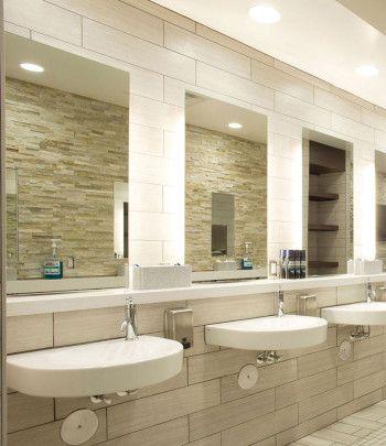 Boulevard Lighted Mirror | Lighted bathroom mirror, Bathroom .