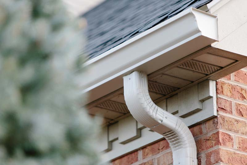 How Much Does a Seamless Gutter Cost? - Valley Roofi