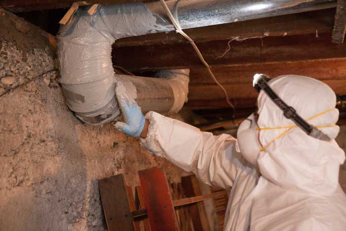 Wrap it Up: Duct Insulation and Why It's Vital For Your Crawl .