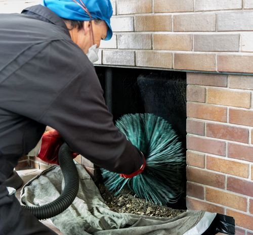 Cost to Sweep a Chimney | Chimney Cleaning Co