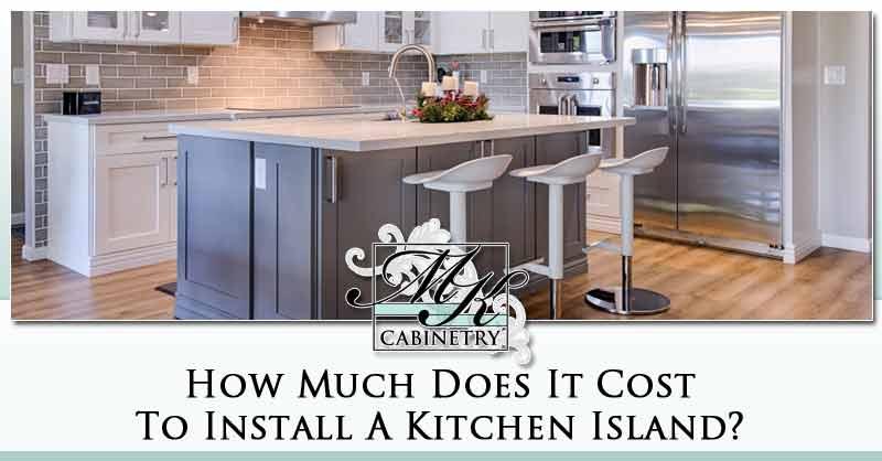 Kitchen Island Cost 2020 | Average Pricing | Custom -