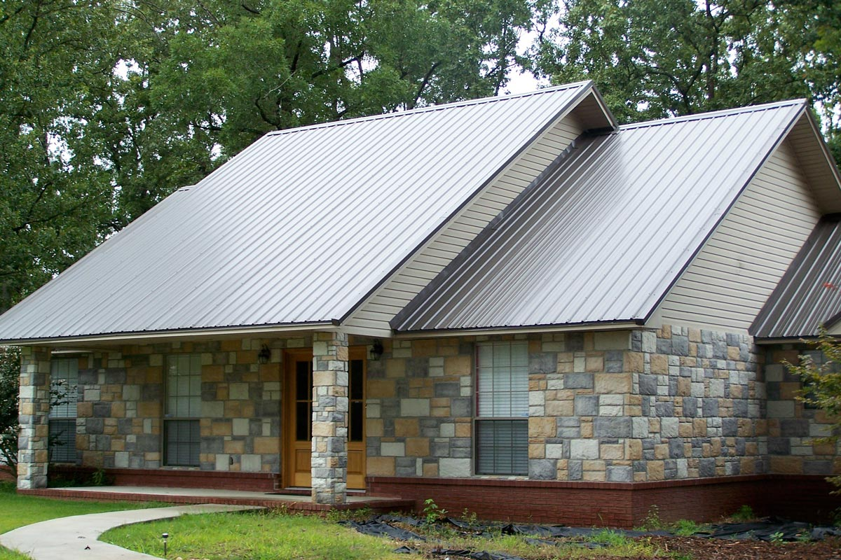 How much does a metal roof cost on   average?  Answer inside