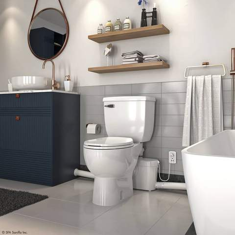 How Much Does it Cost to Add a Bathroom? – Saniflo Depot | Upflush .