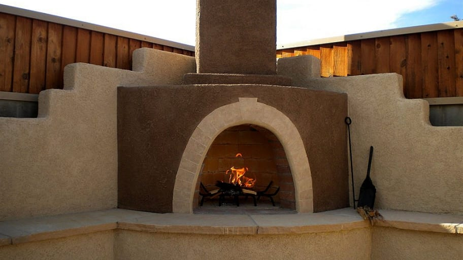 How Much Does an Outdoor Fireplace Cost? | Angie's Li