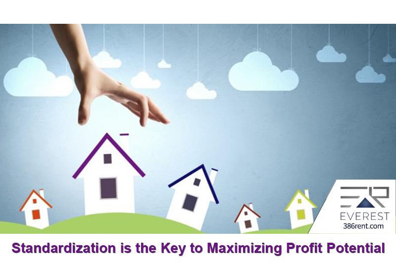 Standardization is the Key to Maximizing Profit Potenti
