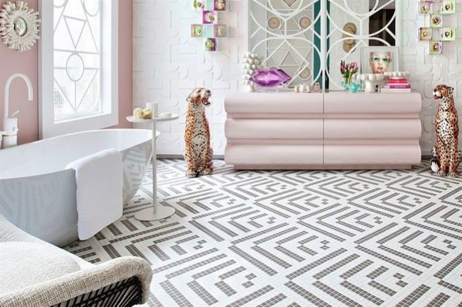 How breathtaking floors look in a room
