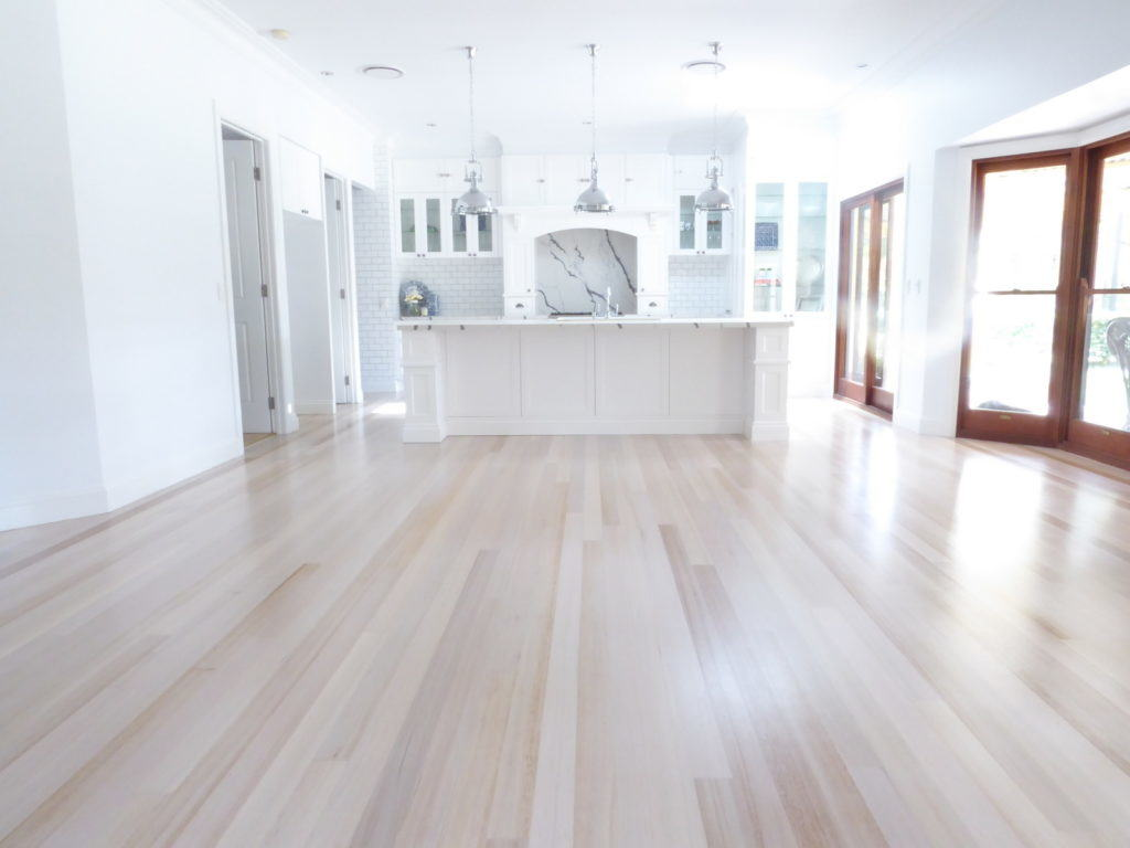 How Tasmanian oak changes the look of   your home
