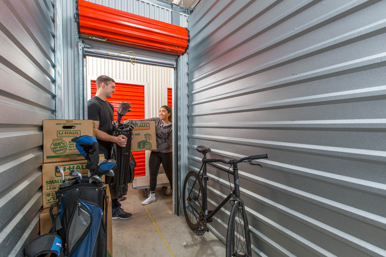 How technology and design have   revolutionized storage units