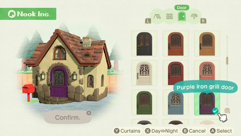 Animal Crossing: New Horizons — How to customize the exterior of .