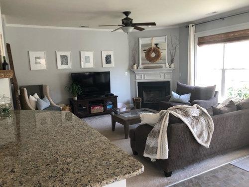 awkward living room set up - help! how to arrange furnitur