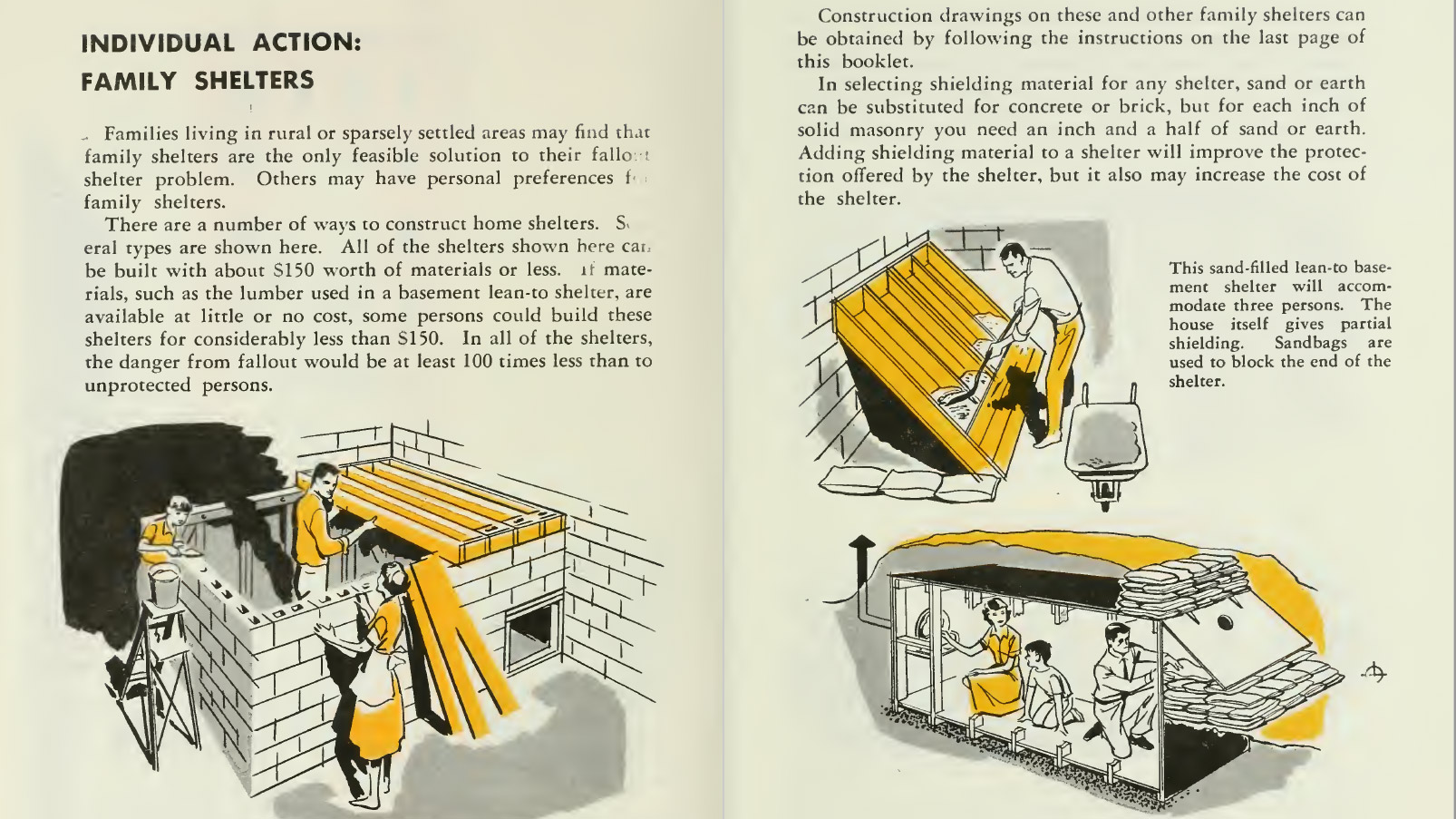 How do I build a fallout shelter in your   basement?  Guide to a safe room