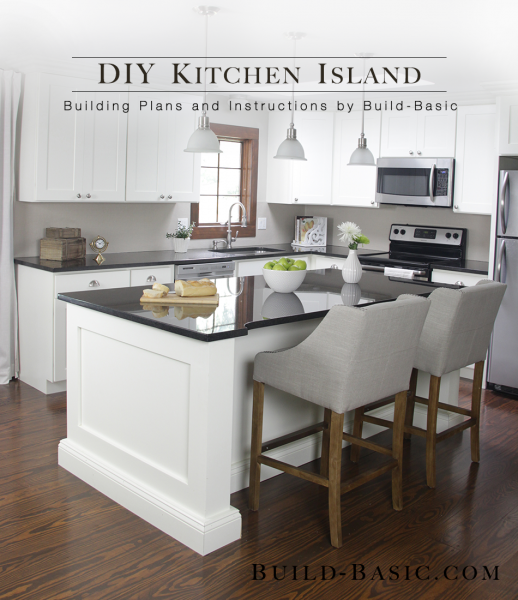 Build a DIY Kitchen Island ‹ Build Bas