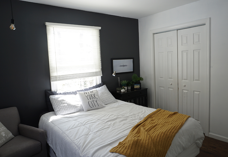 Minimalist Bedroom: A Teen's DIY Story | Your home, only bette