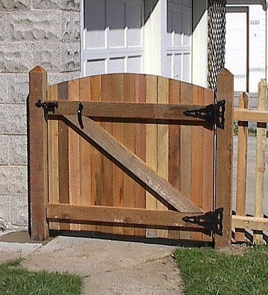 How to Build a Wooden Gate Professionally | Building a wooden gate .