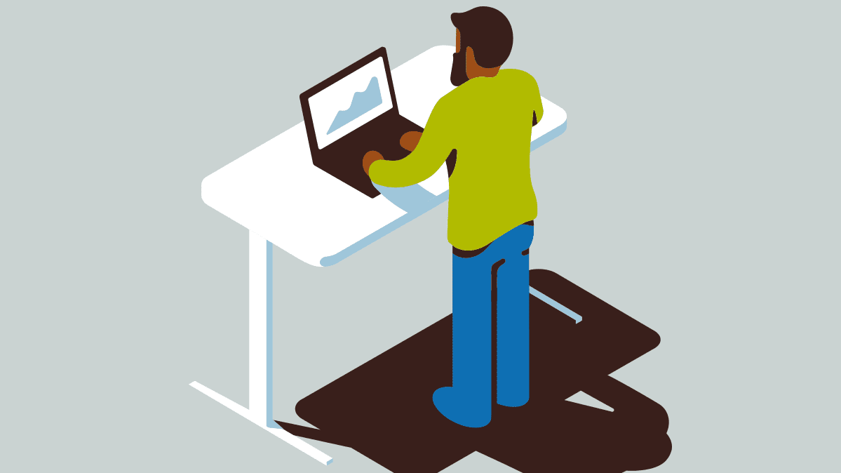 How to choose a standing desk