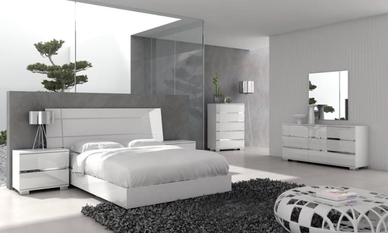 Modern Bedroom Furniture Set — Oscarsplace Furniture Ideas .