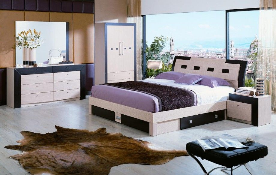 How to choose modern bedroom sets?
