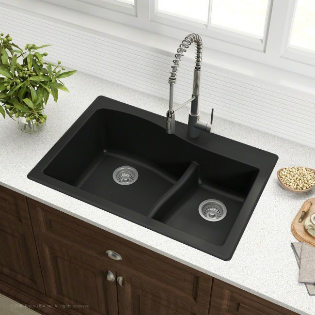 Stylish, Stain-Resistant, or Both: Which Type of Kitchen Sink Is .