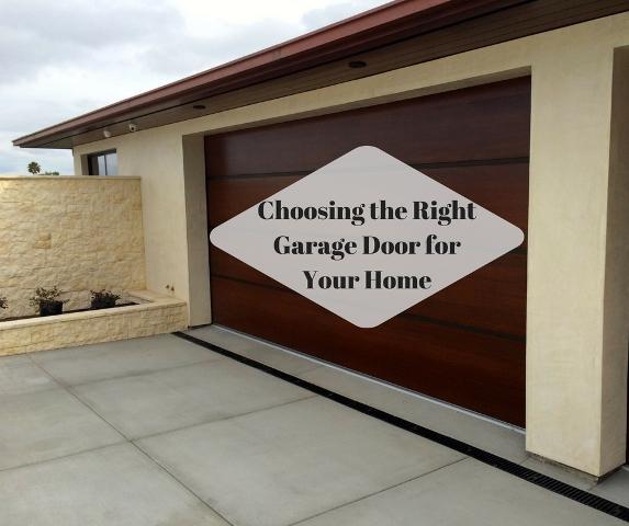 I Want Buy Garage Door Choosing the Right Garage Door for Your Ho
