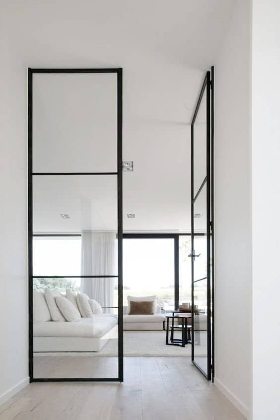 Guides to Choosing A Glass Door Design That'll Fit Your House in .